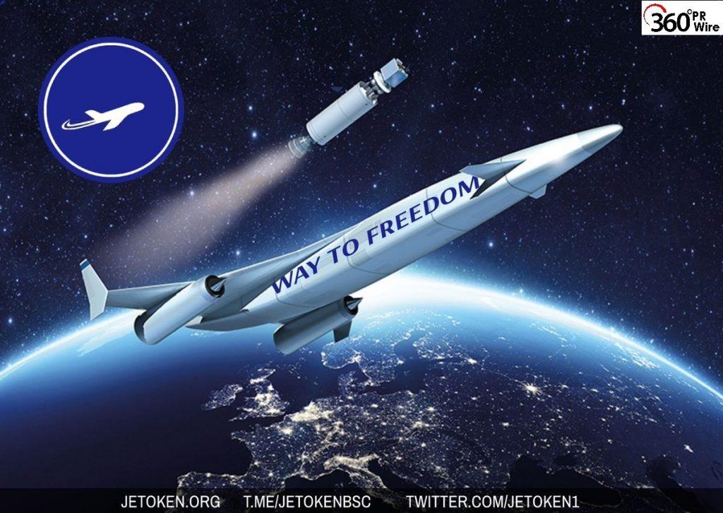 $JETOKEN Aviation Cryptocurrency