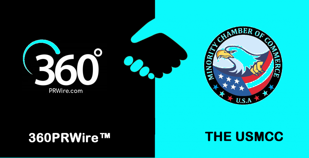 360PRWire partners with US Minority Chamber of Commerce